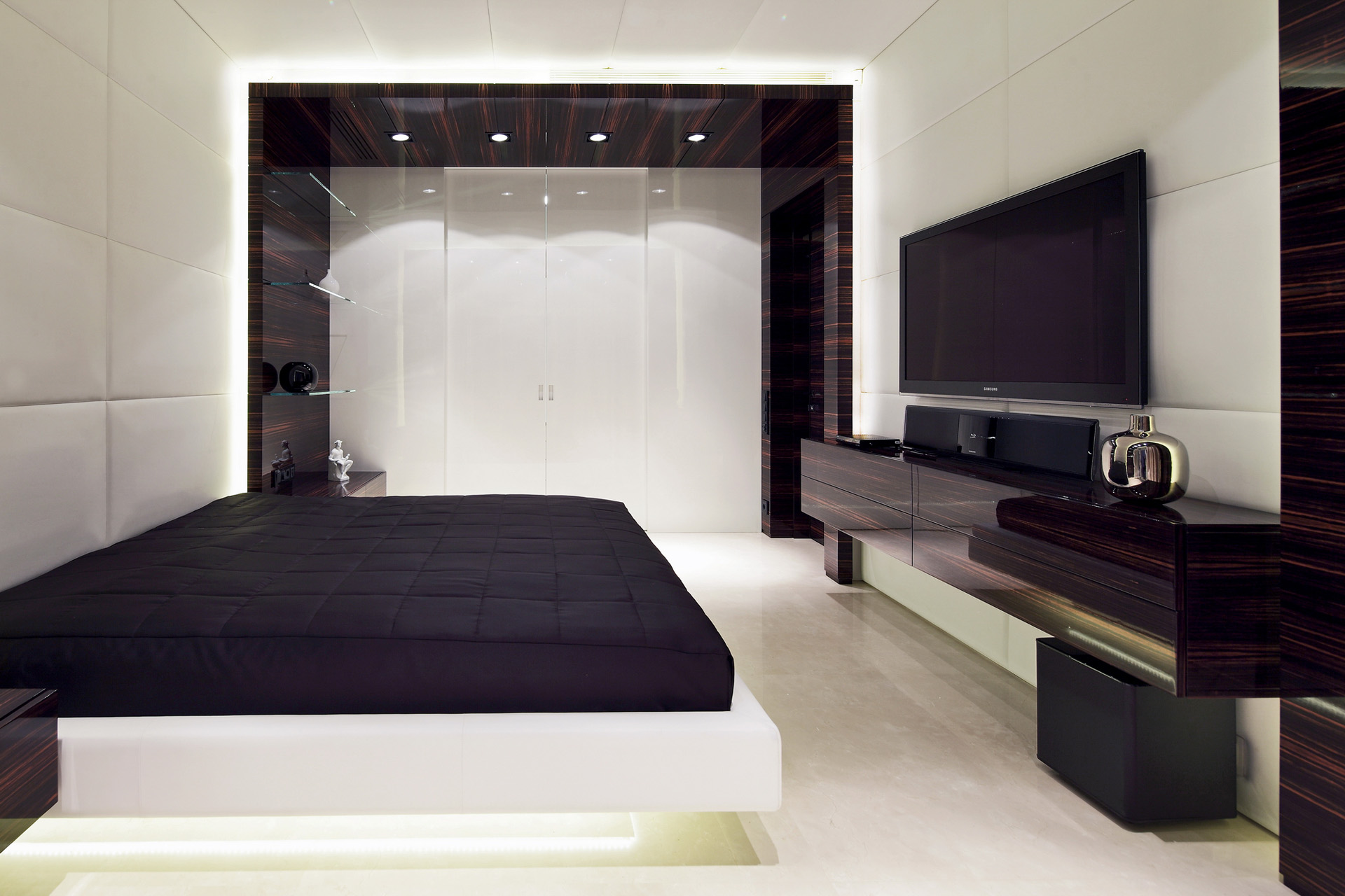what should you do when selecting a wardrobe for your bedroom