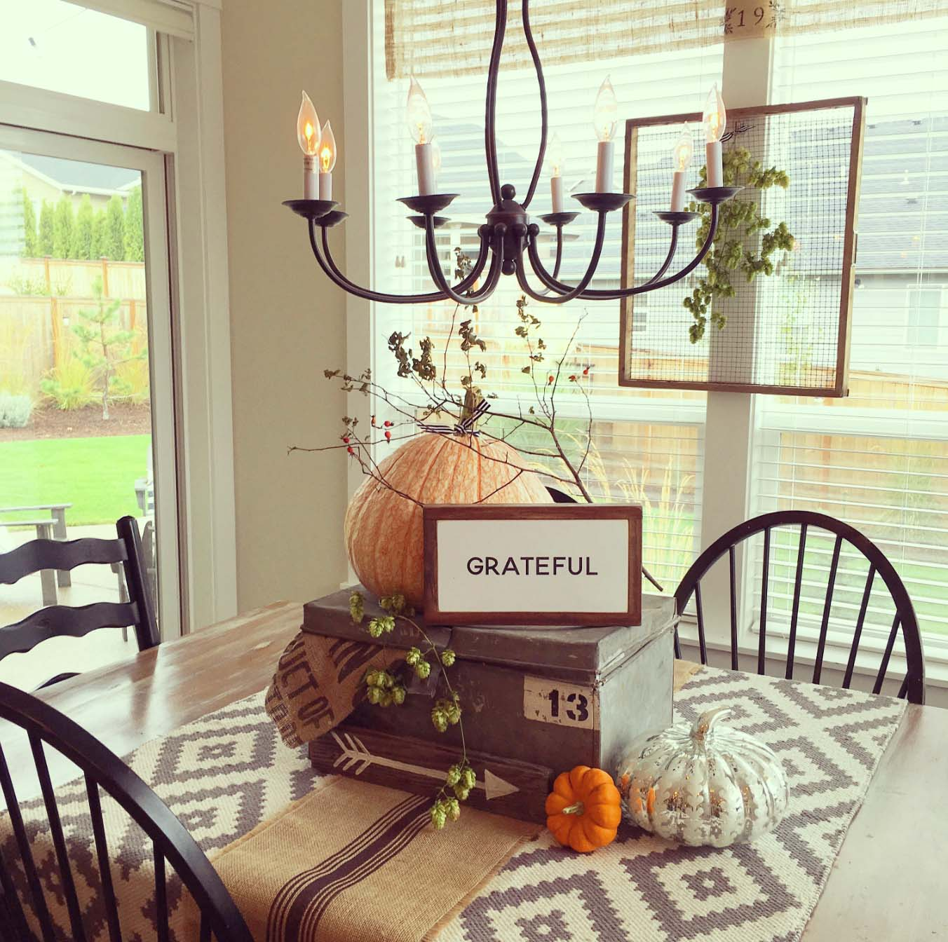 5 Easy Steps To Get The Perfect Fall Decor  Neutral Room